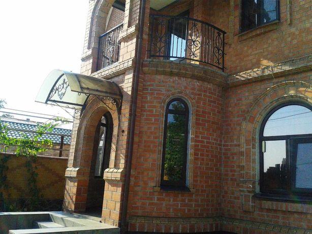 Продам 2-х этажный дом+гараж Донецкая обл(укр сторона)Волновахский р-н