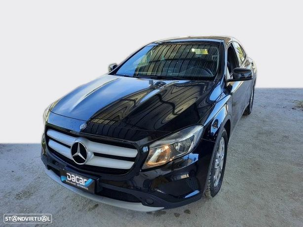 Mercedes-Benz GLA 180 CDi Style Aut.