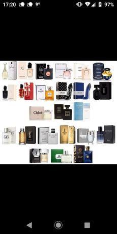 Testery perfum ładnie opakowane za niska cena tylko churtu od 12 szt