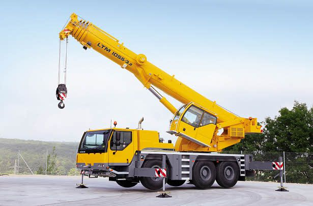 Услуги автокрана 35 метров 30 тон