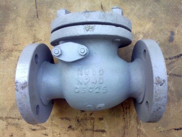 Продам клапан обратный ду50 ру40