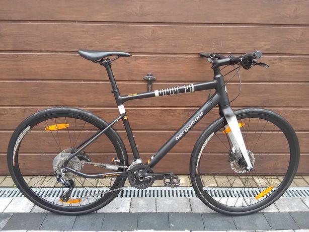 Rower męski fitness szosowy Bergamont hydraulika tarcze