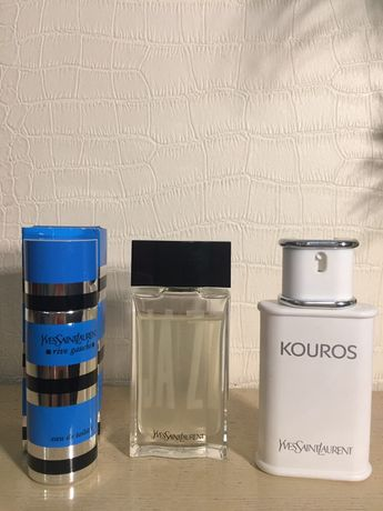 Духи парфум Yves Saint Laurent Kouros rive gauche орыгинал