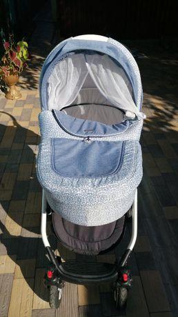 Детская коляска 2 в 1 Adamex Barletta ТОРГ