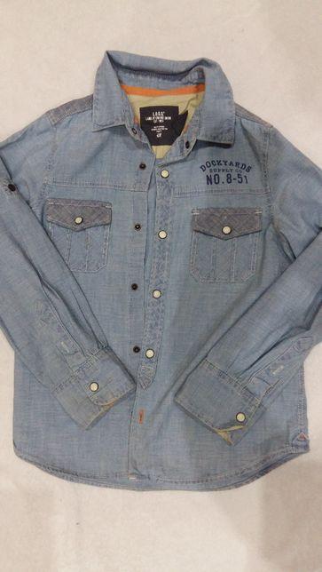 Koszula Jeansowa z H&M