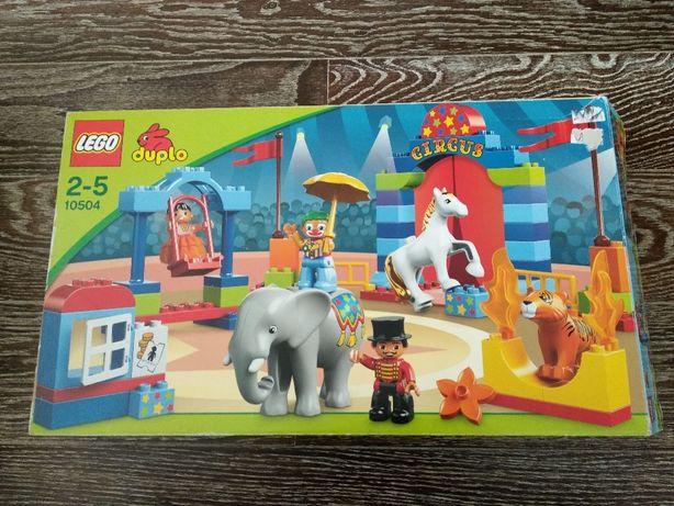 """Конструктор Lego Duplo """"Большой цирк"""" (10504) оригинал!"""