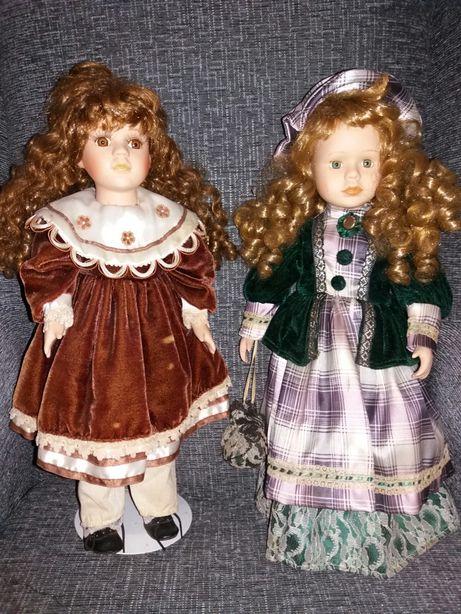 2 Bonecas pocelana