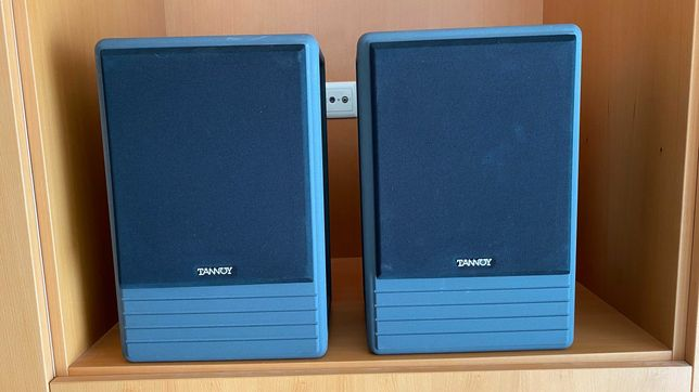 Tannoy System 8 Monitors