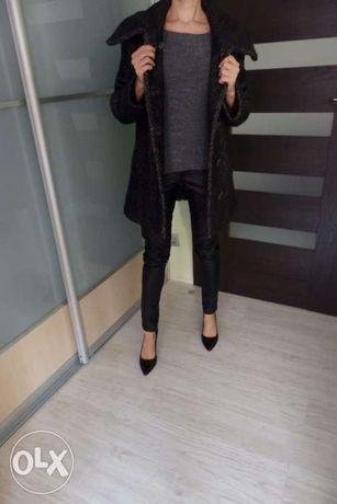 płaszcz wełniany H&M