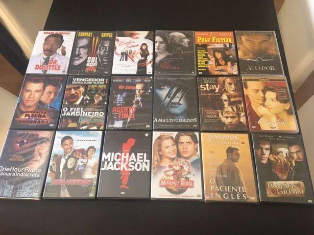 DVD - Vários títulos