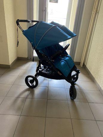 Прогулянкова коляска Valco baby Snap Duo (Ocean Blue)