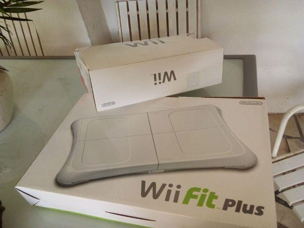 Wii com tapete