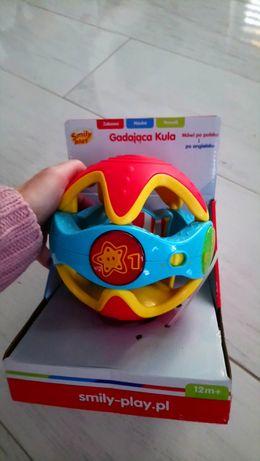 Gadająca kula smily play wiek dziecka 12m-cy
