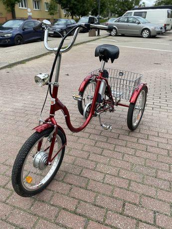 Rower rehabilitacyjny trójkołowy TOLEK