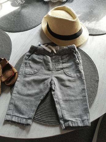 Spodnie H&M 74