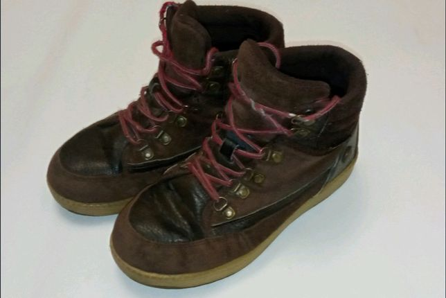 Детские зимние ботинки 33 размер