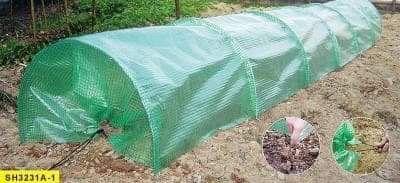 Tunel ogrodowy ze stelazem-szklarnia ostatnie szt spieszcie sie :-)