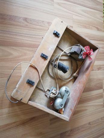 Stare urządzenie elektryczne