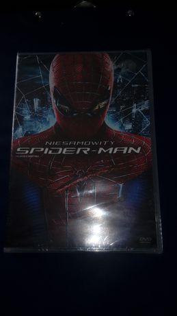 Niesamowity Spider-Man DVD