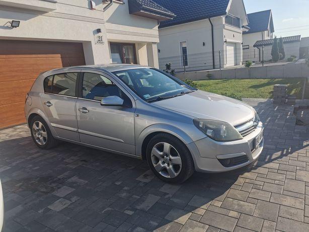 Opel Astra H III 2004 1.8 LPG