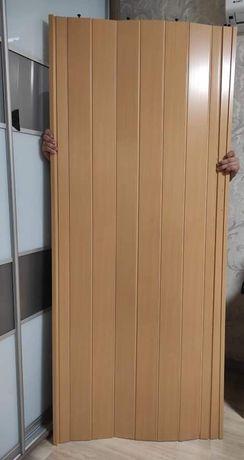 дверь гармошка, складная