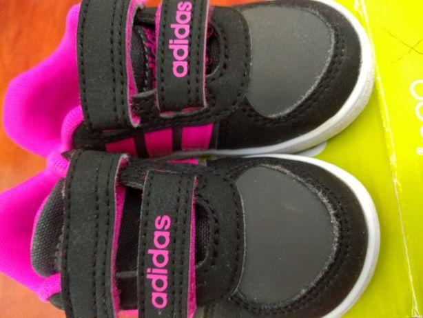 Sprzedam używane buty niechodki adidas
