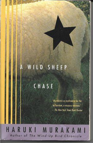 A Wild Sheep Chase, de Haruki Murakami