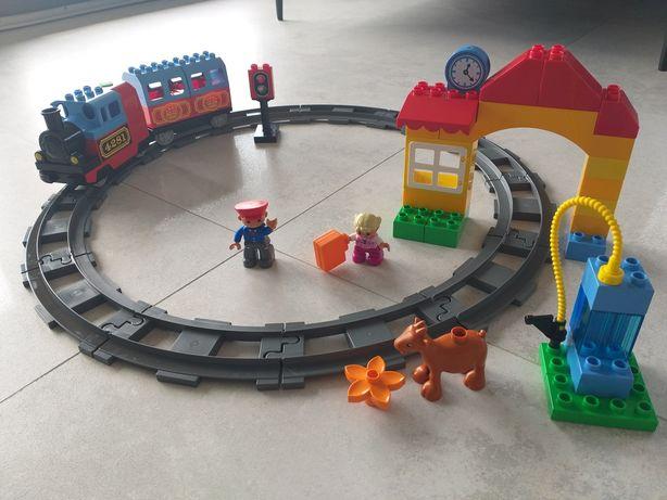 Lego duplo mój pierwszy pociąg 10507