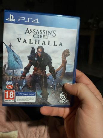 Assassins Creed Valhalla ps4/ps5 pl