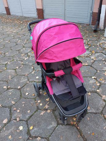 Wózek spacerowy Clever New Baby Design + SPIWOREK
