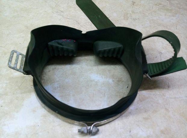 Корпус и стекло маска для плавания