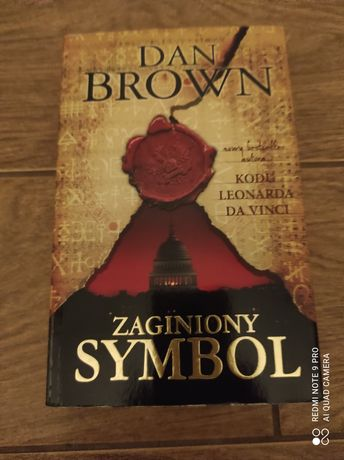 Zaginiony symbol, D. Brown