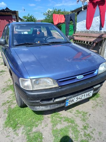 Ford escort mk5 1991 1.4