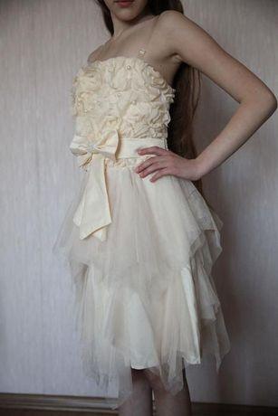 Платье, плаття, на выпускной 4 КЛАС, 9 - 10 лет НОВОЕ