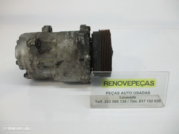 Compressor Do Ar Condicionado Skoda Octavia I (1U2)