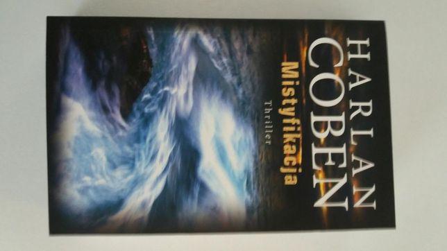 Mistyfikacja Harlan Cohen Książka