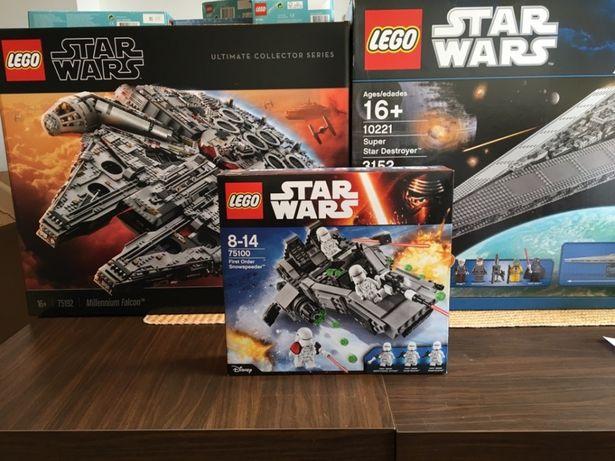 Lego 75100 Star Wars First Order Snowspeeder Nowe Oryginalne Lego