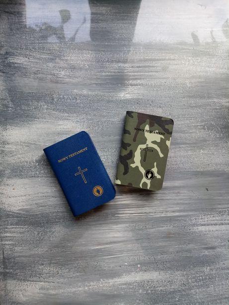 Biblia / Pismo Święte dla szkół i nie tylko. Nowy Testament za darmo