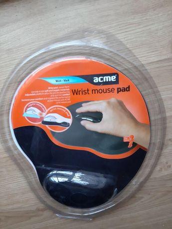 Коврик для мыши с подушкой под запястье Acme