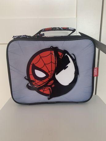 Ланч бокс (ланч сумка) человек паук