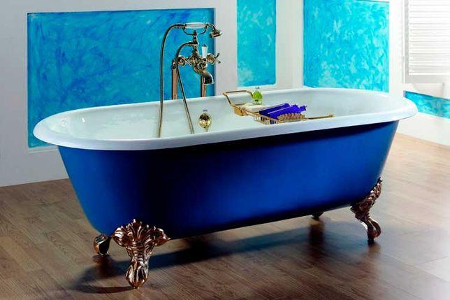 Новая ванна всего за несколько часов! РЕСТАВРАЦИЯ акрилом!