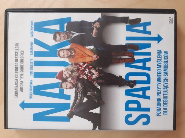 Nauka Spadania DVD