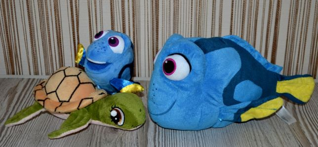 Интерактивная рыбка Дори Disneyоригинал