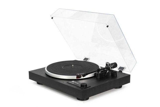 Gramofon analogowy DUAL CS 518, wkładka Ortofon 2M Red