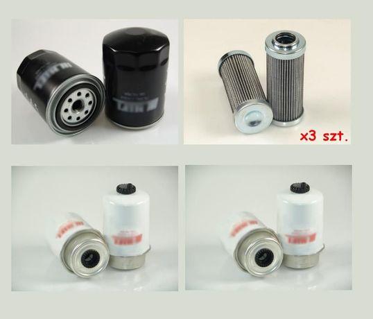 Zestaw filtrów filtr Valtra N82h, N92h