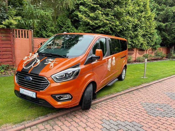 Auto do ślubu Ford Tourneo Custom