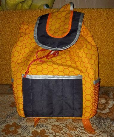 Рюкзак на детский велосипед или просто для ребёнка дошкольного возраст