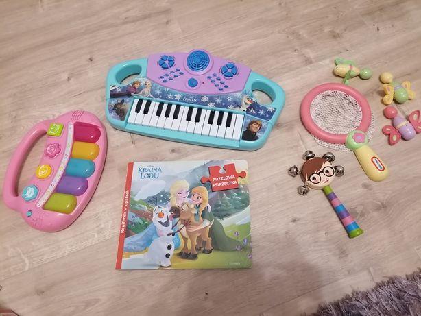 Frozen pianinko itp