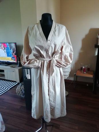 Sukienka szmizjerka H&M 44
