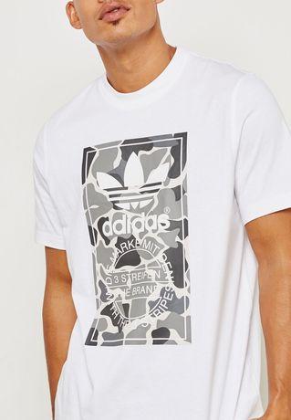 Мужская футболка Adidas Original Camouflage Tongue XL